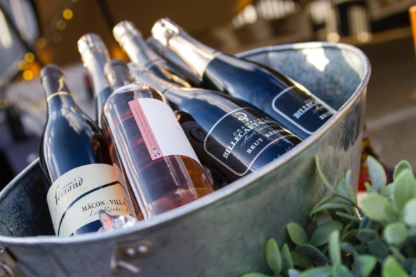 Wines-Champagnes-Summer Party