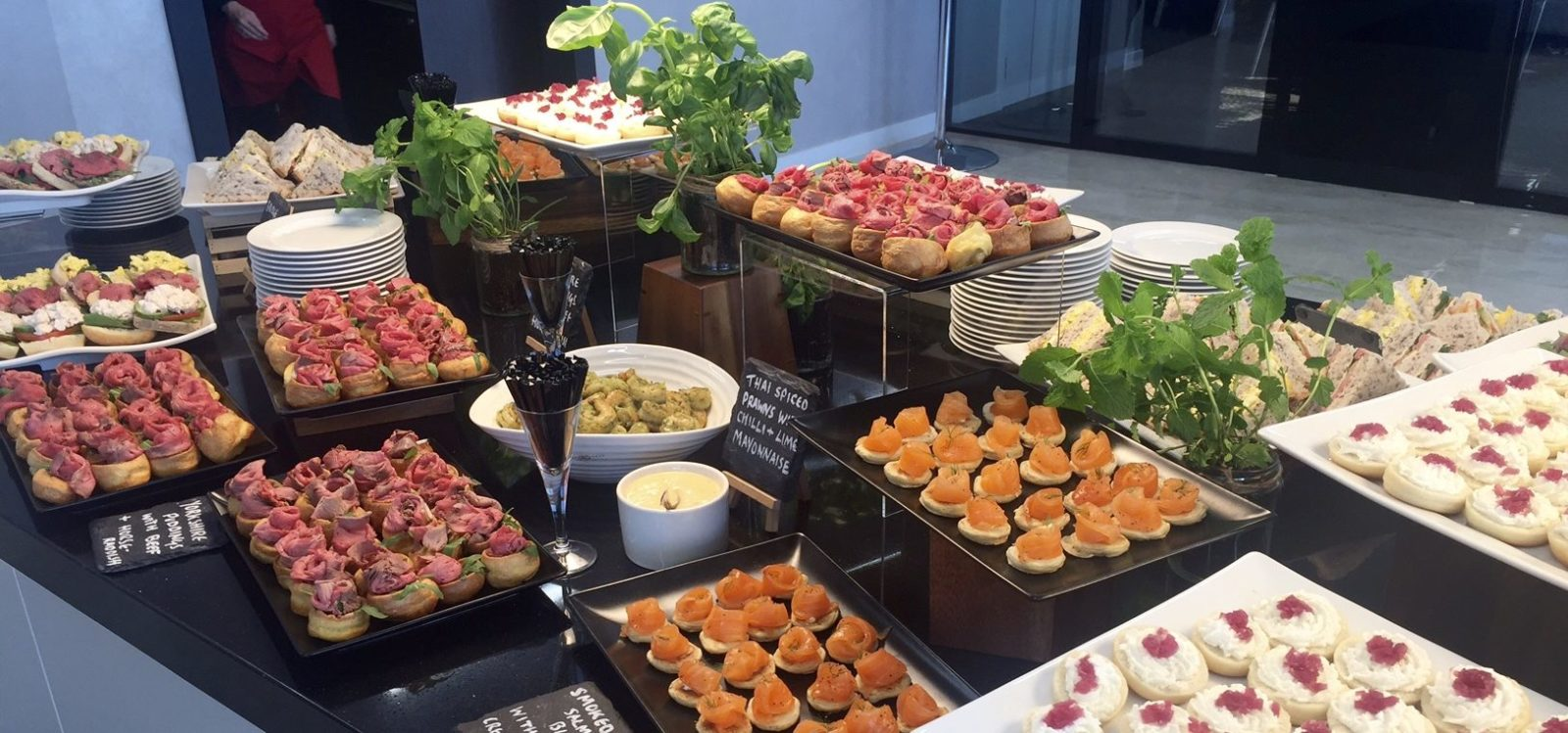Buffet-Lunch-Corporate-Catering-Shard-London