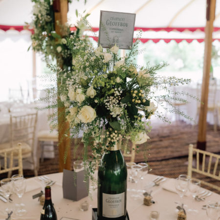 Champagne Wedding - Kent
