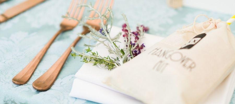 bespoke wedding favours