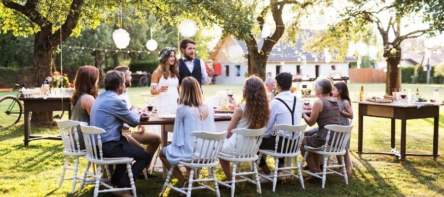 garden wedding 2021